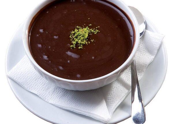بودنج الشوكولاته التركي