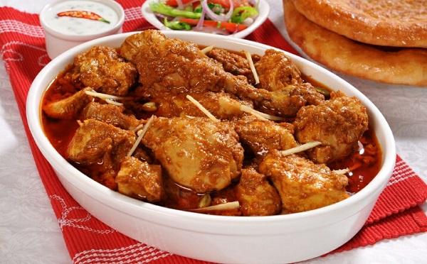 دجاج هندي بالصوص