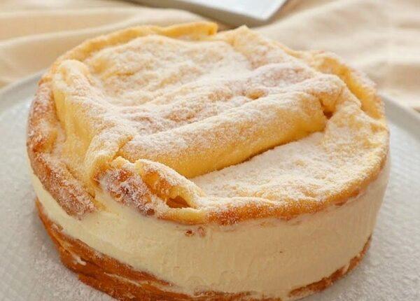 الكعكة البولندية كارباتكا