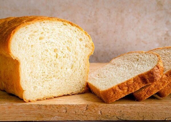 خبز التوست الهش