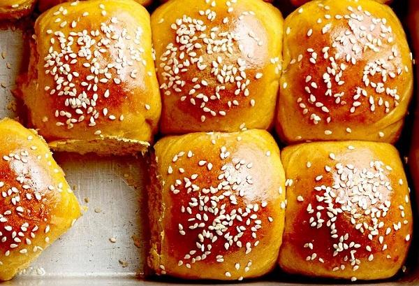خبز القرع